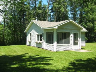 Charming Lake Front Cottage On Mullett Lake!! - Mullett Lake vacation rentals