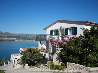Spacious suite with great seaview - Mastrinka vacation rentals