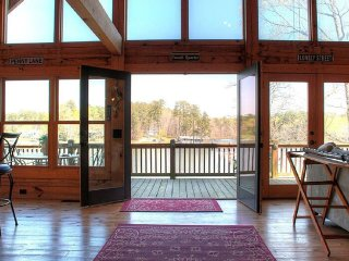 Log Home Rental On Jackson Lake - Atlanta vacation rentals