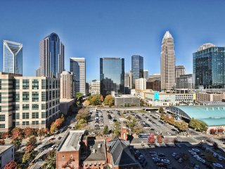 Rest & Relax -> Beautiful Apt Near BB&T Ball Park - Charlotte vacation rentals