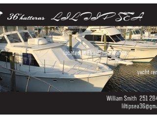 36' classic very  elegant twin cabin yacht FLORABA - Orange Beach vacation rentals