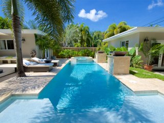 Modern Luxury home heated salt water pool and spa - Fort Lauderdale vacation rentals