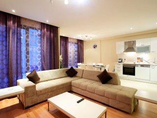 1BDR DUPLEX RESIDENCE TAKSIM IV - Istanbul vacation rentals