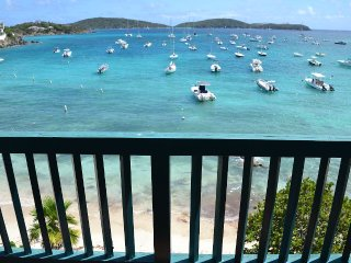Condo ON THE BEACH & OCEAN - East End vacation rentals