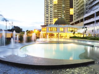 3 BR 2 BA condo unfurnished in luxury development - Pasig vacation rentals