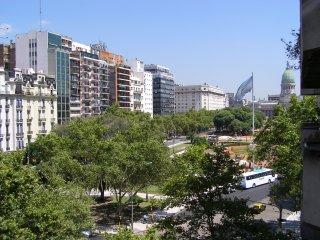 Plaza del Congreso Naciona esquina Avenida de Mayo - Buenos Aires vacation rentals