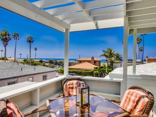 VIEW Beach Home Steps to OCEAN!!! - Pacific Beach vacation rentals