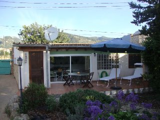 Bright 1 bedroom Alaro House with A/C - Alaro vacation rentals
