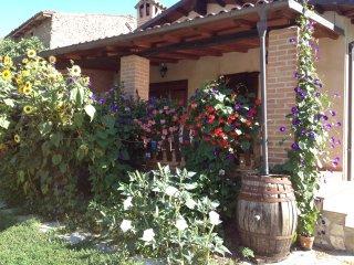 casa nel verde in un borgo di montagna - Barete vacation rentals