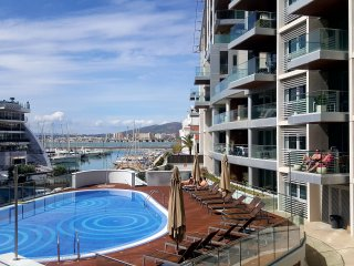 Luxury 1 bedroom apartment in frontline marina - Westside vacation rentals