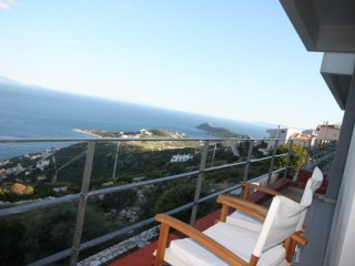 Schinias dream view vacation home, sports heaven. - Nea Makri vacation rentals