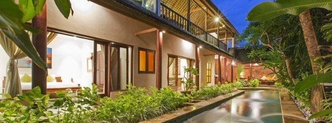 Cozy Affordable 3 BR Villa + Pool Table, Seminyak - Image 1 - Kerobokan - rentals