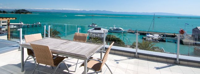 Greenstone Seaside Apartment - Nelson Waterfront - Nelson vacation rentals