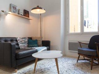 Duplex 2 bedrooms rue droite - Nice vacation rentals