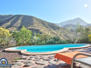 Finca Casa Rural El Risco, 4 persons - El Paso vacation rentals