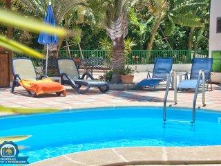 Finca Maspalomas Apartment 3 Schlafzimmer, 6 persons - San Bartolome de Tirajana vacation rentals