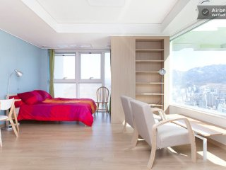 New 27th flr studio wth great view! - Muju-gun vacation rentals