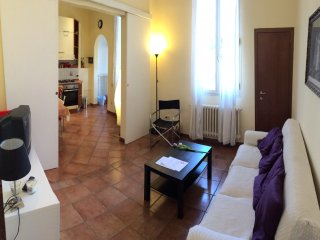 Spacious 3-BR Apt with terrace - Ricavo vacation rentals