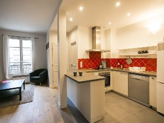 Beautiful 2-BR Apt in 14th Arr. - Paris vacation rentals