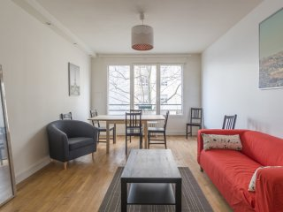 3 bedroom Condo with Internet Access in Boulogne-Billancourt - Boulogne-Billancourt vacation rentals