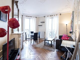 Charming, Classic 2-BR Apt - Vanves vacation rentals