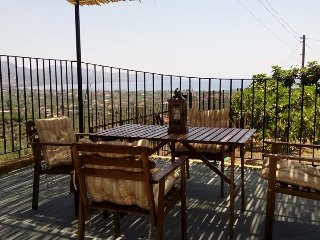 Holiday house - panoramic view - 2km from the sea - Kalamata vacation rentals