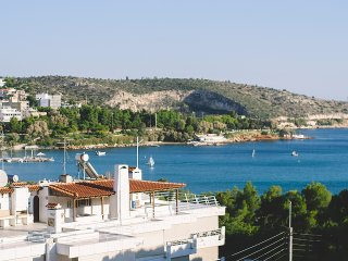 Unique luxuary modern style sea view apartment - Vouliagmeni vacation rentals