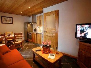 Chez le Marquis du Pontet n°2 : 4 personnes - Valloire vacation rentals