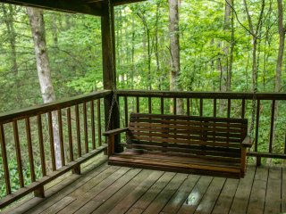 Beautiful Cabin with Washing Machine and Television - Tellico Plains vacation rentals