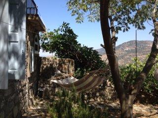 Steinhaus mit Traumaussicht in Lafionas/Lesbos - Petra vacation rentals