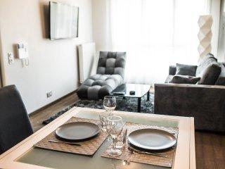 Appart-hotel neuf à 10 minutes du centre de Paris - 3 pièces - Clichy vacation rentals