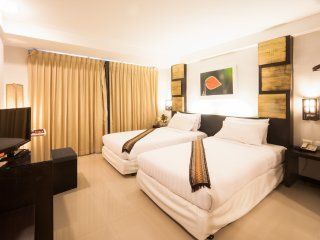 1 bedroom Apartment with Internet Access in Talat Yai - Talat Yai vacation rentals