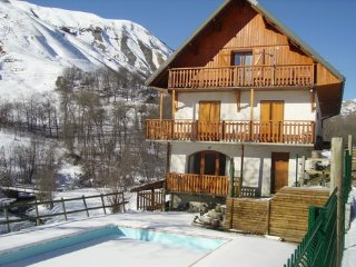 appartement 7 pers dans chalet - Saint-Sorlin-d'Arves vacation rentals