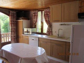 appartement 6/7 pers dans chalet 5 mn des pistes - Saint-Sorlin-d'Arves vacation rentals