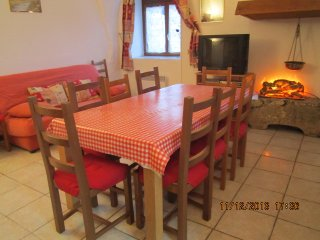 Superbe appartement 9 pers dans  maison - Saint-Sorlin-d'Arves vacation rentals