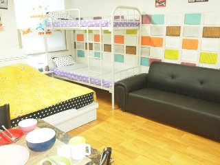 5min from Seoul Station. 4people. - Seoul vacation rentals