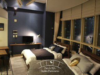 [Seoul Stn.]Panorama Window View!! (Upto 10 pax) - Muju-gun vacation rentals