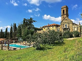 Castel Pietro on a beautiful private hill - Monte San Savino vacation rentals