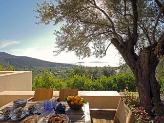 Epidavros Country Stone House Sea View Sleeps 11 - Epidavros vacation rentals