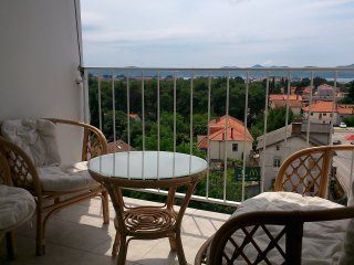 """The View"" for couples, or a little more... - Zadar vacation rentals"
