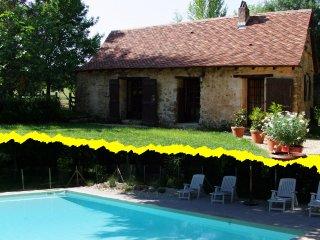 Maison de charme en Périgord Pourpre avec piscine - Issac vacation rentals
