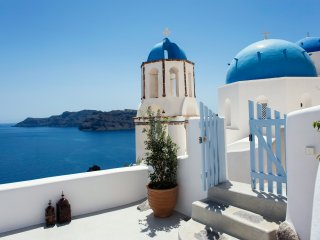 Nice Villa with Mountain Views and Microwave - Oia vacation rentals