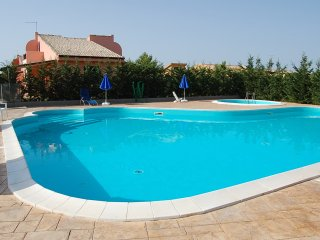 VILLA LILIANNA, SWIMMING POOL of residence, BEACH - Cefalu vacation rentals