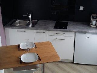 Appart Hôtel rénové Centre-Ville/Gare Saint-Brieuc - Saint-Brieuc vacation rentals