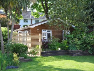 Unique Luxury Detached Studio Lodge - Bournemouth vacation rentals