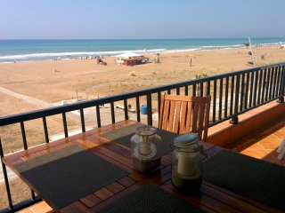 First line beach apartment - Castelldefels vacation rentals