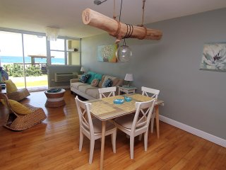 #12 Beachfront Apt: 2BR, 2BA - Jobos Beach PR - Isabela vacation rentals