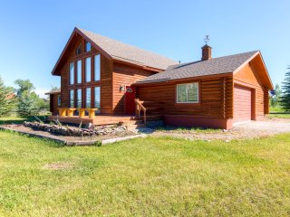 New Listing! Lovely 3BR Driggs House w/Wifi, Private Deck & Captivating Mountain Views - Direct Access to Teton Valley Attractions! - Driggs vacation rentals