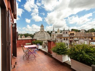 Paradiso Penthouse - amazing view of Rome - Rome vacation rentals