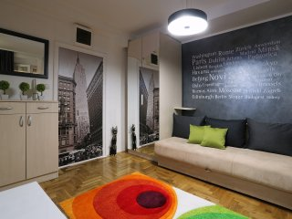 Cozy Novi Sad Studio rental with Television - Novi Sad vacation rentals